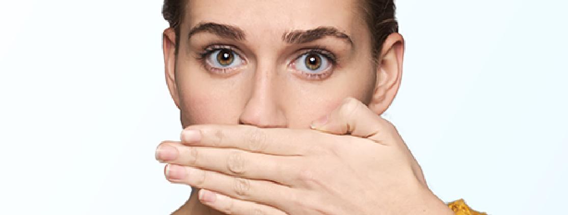 que es la halitosis o mal aliento