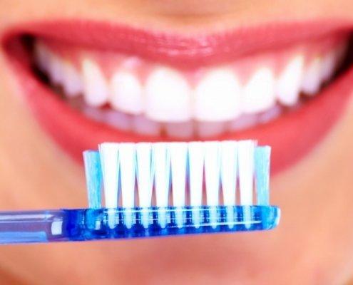 10 consejos para el cepillado de dientes